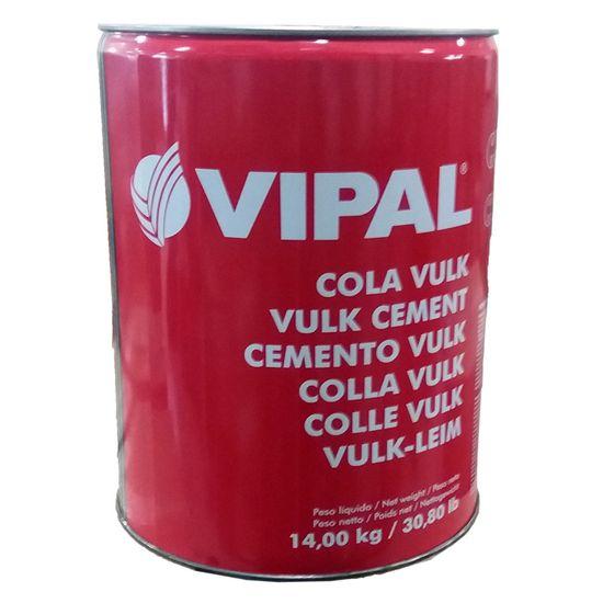 6c5967eff1100 Cola preta vulk lata 20 lts - Vipal Comercial Valflex - valflex