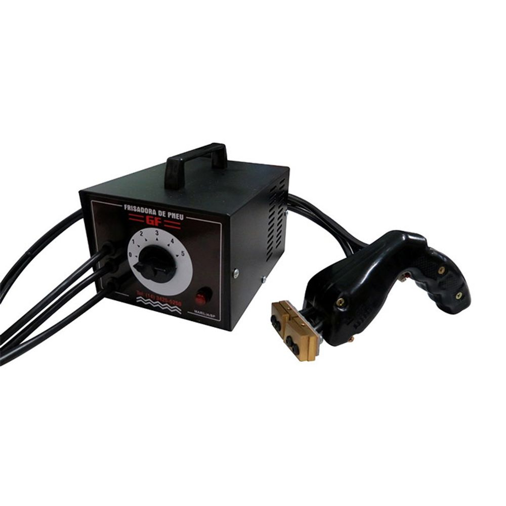 d2c3de348 Riscador frisador de pneus com 3 laminas - 110/220V - GF|Comercial ...